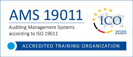ICO-Akkreditierungslogo ISO 19011