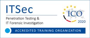 ICO-Akkreditierungslogo ITSec