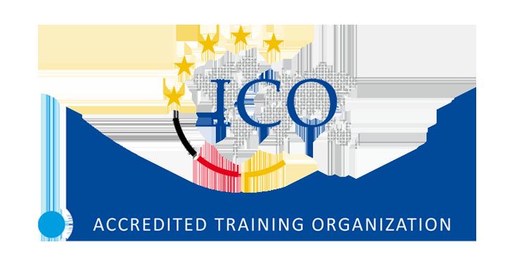 Akkreditierungslogo ICO