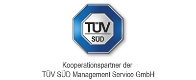 Link zur TÜV SÜD Management Service GmbH