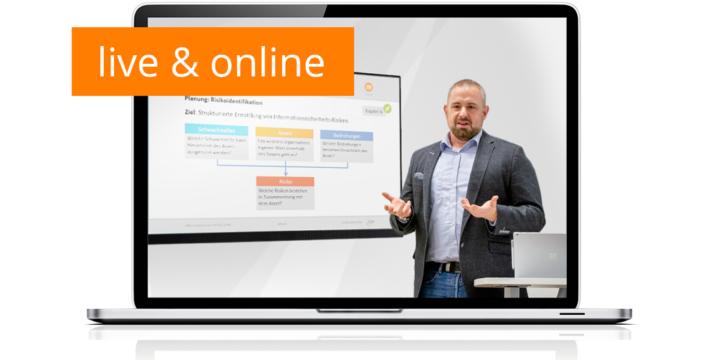 mITSM-Seminare jetzt als Online-Live-Schulungen