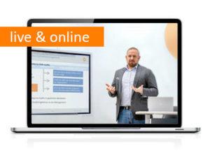 Bild: Online Live Training