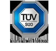 Bild Logo TÜV SÜD Examination Institute