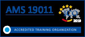 Bild: ICO-Akkreditierungslogo ISO 19011