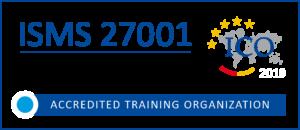 Bild: ATO-Logo ISO 27001